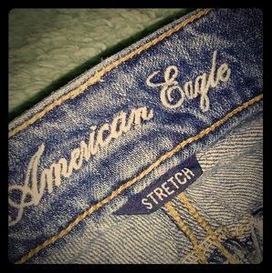 American Eagle Outfitters jeans (boyfit) size:00